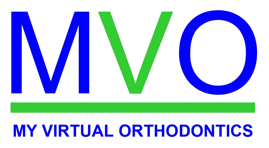 My Virtual Orthodontics Logo